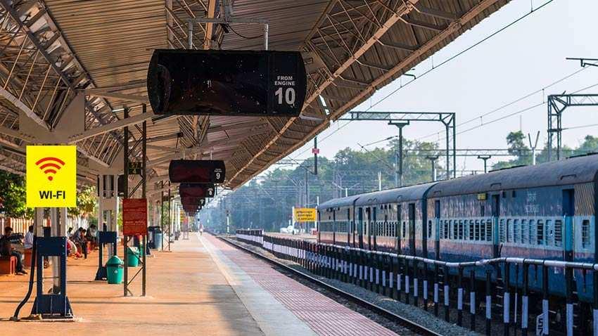 Wi-Fi facility at 2,000 rail stations soon