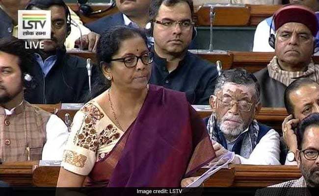 Rafale will bring Modi back, says Nirmala Sitharaman